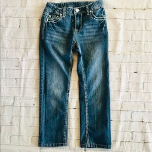 Cherokee Dark Wash Jeans Size Girls 12